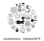 simple  elegant and stylish... | Shutterstock .eps vector #1066625879