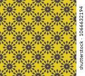 vector arabic ornament in... | Shutterstock .eps vector #1066632194