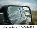 road trip in usa roads | Shutterstock . vector #1066646429