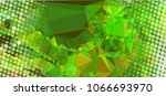 abstract background. spotted... | Shutterstock . vector #1066693970