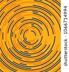 abstract minimal vector... | Shutterstock .eps vector #1066714994