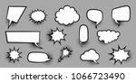 announces sketch idea... | Shutterstock .eps vector #1066723490