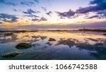 sunshine coast sunrise   Shutterstock . vector #1066742588