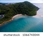 burleigh heads paddleboarder   Shutterstock . vector #1066743044