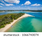 noosa heads beach   Shutterstock . vector #1066743074