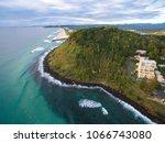 burleigh heads sunrise   Shutterstock . vector #1066743080