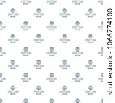 cricket ball pattern vector... | Shutterstock .eps vector #1066774100