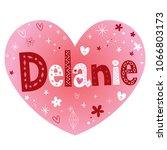 delanie   breathtaking female...   Shutterstock .eps vector #1066803173