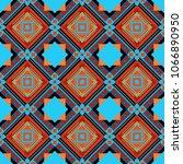 wallpaper in the geometrical... | Shutterstock .eps vector #1066890950