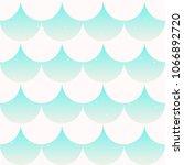 fish scale background. tender... | Shutterstock . vector #1066892720