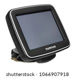 tomtom gps car navigation with... | Shutterstock . vector #1066907918