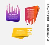 style text templates speed... | Shutterstock .eps vector #1066927496