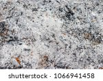 ashes texture  background | Shutterstock . vector #1066941458