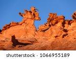 little finland  nevada  usa | Shutterstock . vector #1066955189