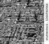 monochrome texture of dots ... | Shutterstock . vector #1066960466
