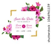 Wedding Invitation Template...