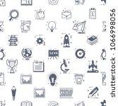 start up seamless pattern.... | Shutterstock .eps vector #1066998056