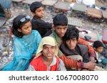 dhaka   bangladesh   january 26 ... | Shutterstock . vector #1067008070