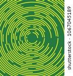 abstract minimal vector... | Shutterstock .eps vector #1067045189