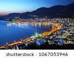 samos island  aegean sea ...   Shutterstock . vector #1067053946