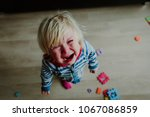crying child  stress  pain ...   Shutterstock . vector #1067086859