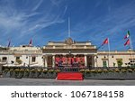 valletta  malta   6 april  2018 ... | Shutterstock . vector #1067184158