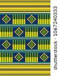 Ethnic Seamless Pattern. Cloth...