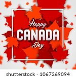 celebrate the national day of... | Shutterstock .eps vector #1067269094