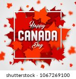 celebrate the national day of... | Shutterstock .eps vector #1067269100