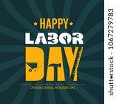 Illustration For Labor Day