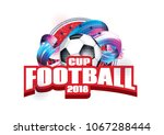 vector illustration. logo... | Shutterstock .eps vector #1067288444