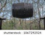 Wooden Barrel   Outdoor