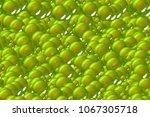 seamless shiny amaranthine... | Shutterstock . vector #1067305718