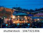 krabi  thailand   december 20 ... | Shutterstock . vector #1067321306