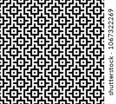 seamless pattern with inca... | Shutterstock .eps vector #1067322269