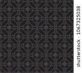 dark abstract seamless pattern...   Shutterstock .eps vector #1067325038