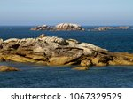 giant dollops of stone give an... | Shutterstock . vector #1067329529