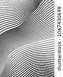 white black color. linear... | Shutterstock .eps vector #1067430698