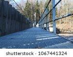 Small photo of A bridge in Lagan sweden