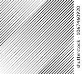 line halftone with gradient... | Shutterstock .eps vector #1067460920