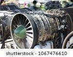 disassembled jet engine   Shutterstock . vector #1067476610