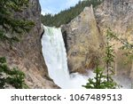 Lower Falls   Grand Canyon Of...