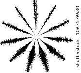 black and white grunge stripe... | Shutterstock . vector #1067579630