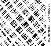 black and white grunge stripe... | Shutterstock . vector #1067580179