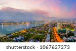 da nang  vietnam   april 10th... | Shutterstock . vector #1067627273