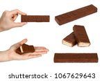 set of different delicious...   Shutterstock . vector #1067629643