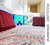 blur in iran  kashan   islamic... | Shutterstock . vector #1067717216