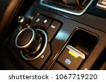 picture taken of a in car... | Shutterstock . vector #1067719220