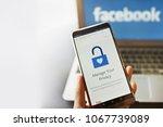 penang  malaysia   april 13...   Shutterstock . vector #1067739089