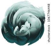 vector illustration of a... | Shutterstock .eps vector #1067746448